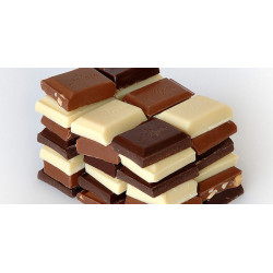 Chocolate is the Thing That Will Make Me Happy