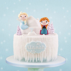 11 of the Coolest Disney Frozen Birthday Cakes Ever
