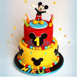 9+ Best ideas about cartoon theme birthday cakes - every kids love it