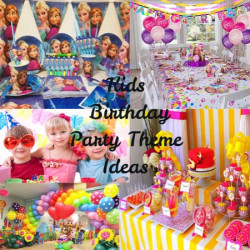 7+ Best Ideas About Birthday Party Themes - Every Kids Love It