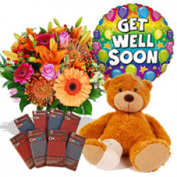 Best Way to Say 'Get Well Soon' by Ordering Flowers Online