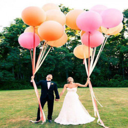 7 Unique Wedding Balloon Decoration ideas you can't Miss