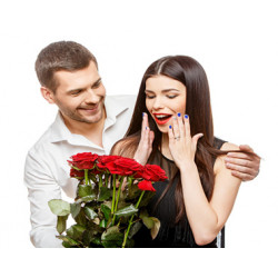 Etiquette of Giving Flowers to Her : Every Man Should Know