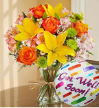 Send Get Well Soon Gifts UK