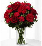 Send Red Flowers UK