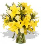 Send Yellow Flowers UK