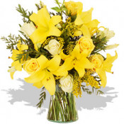 Send Yellow Flowers UK