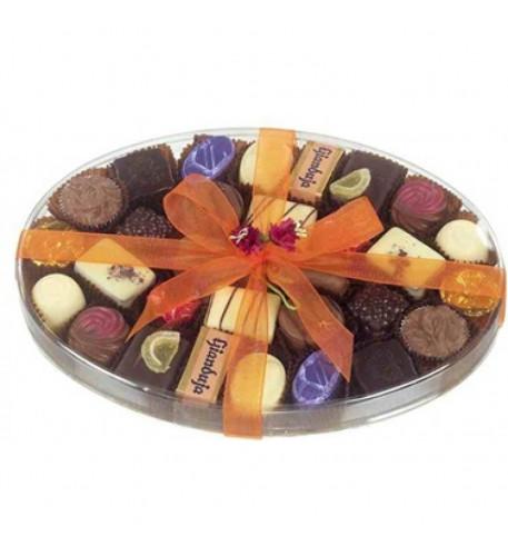 420g of Hand Made Belgian Chocolates