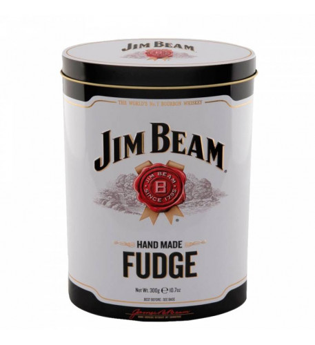 Jim Beam Whiskey Fudge Gift