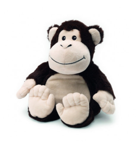 Warmies Cozy Plush Microwave Monkey