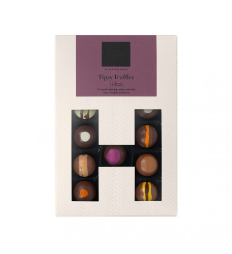 The Tipsy Truffles H-Box